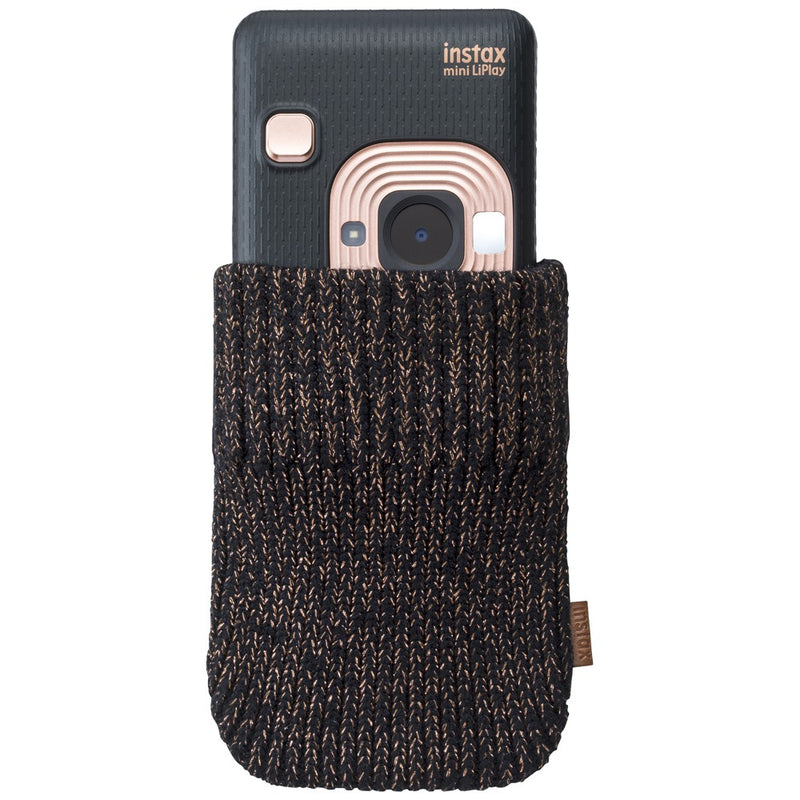 Instax Mini Liplay Knit Cover