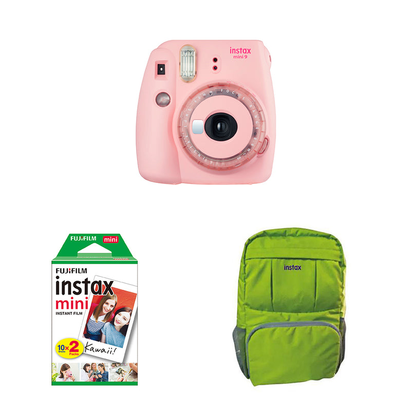 Instax Mini 9 On the Go- best instant print camera for kids