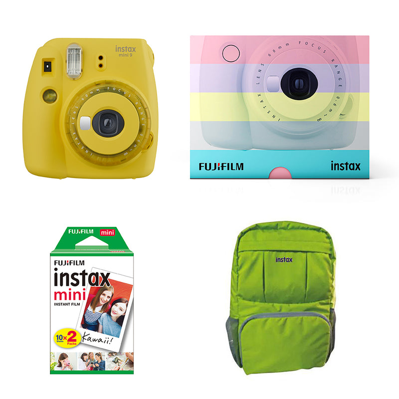 Instax Mini 9 On the Go- rakhi gifts for sister