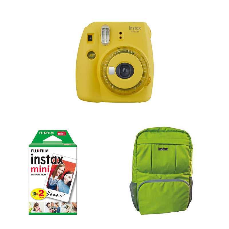 Instax Mini 9 On the Go- raksha bandhan gifts for sister