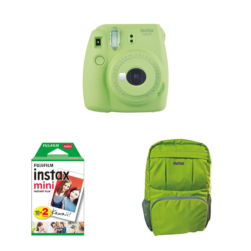 Instax Mini 9 On the Go- instax instant camera