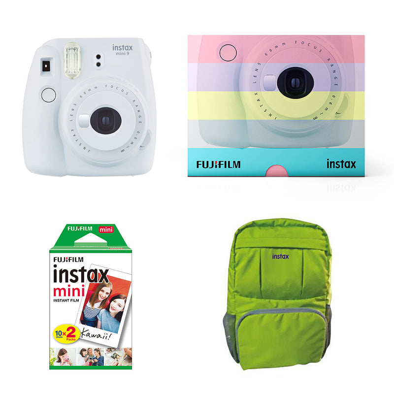 Instax Mini 9 On the Go- instant photo camera