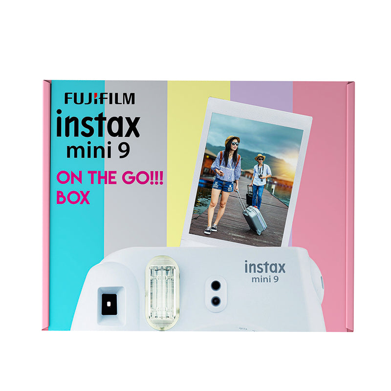 Instax Mini 9 On the Go- birthday gifts for her