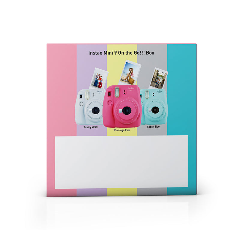 Instax Mini 9 On the Go- instant camera online