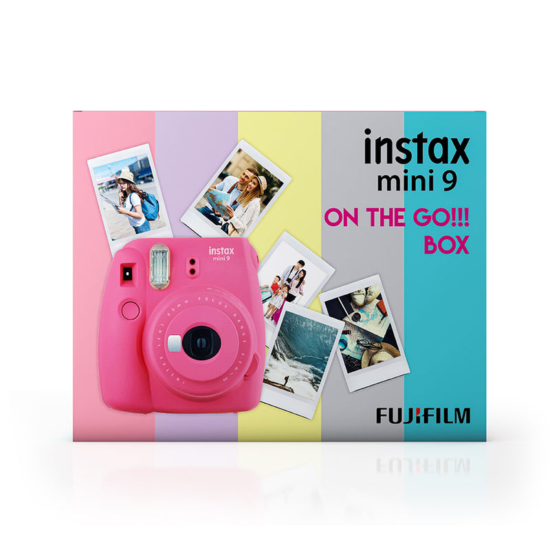 Instax Mini 9 On the Go- compact instant camera