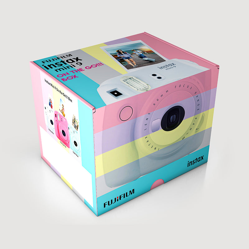 Instax Mini 9 On the Go- travel gifts for women