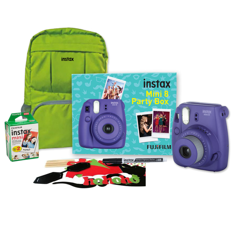 Instax Mini 8 Party Box- anniversary gifts for him