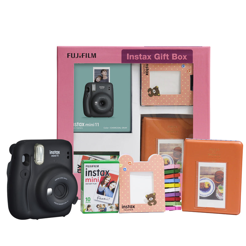 Fujifilm Instax Mini 11 Instant Camera Gift Box- best gift for sister on rakhi