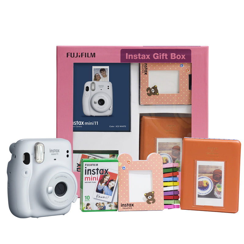 Fujifilm Instax Mini 11 Instant Camera Gift Box- best gifts for girls