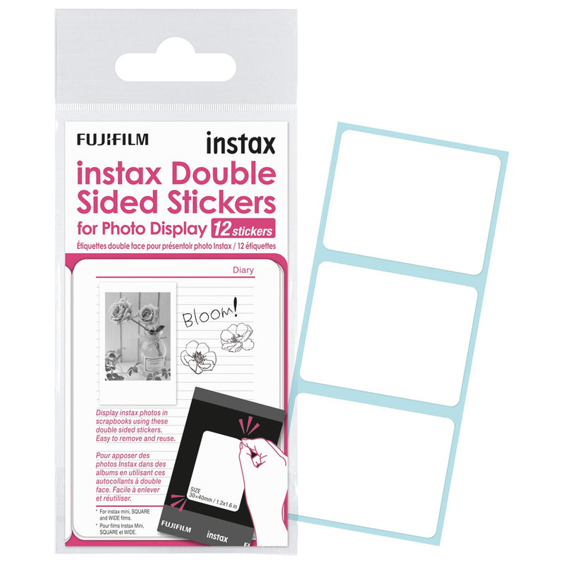 instax Double Sided Sticker