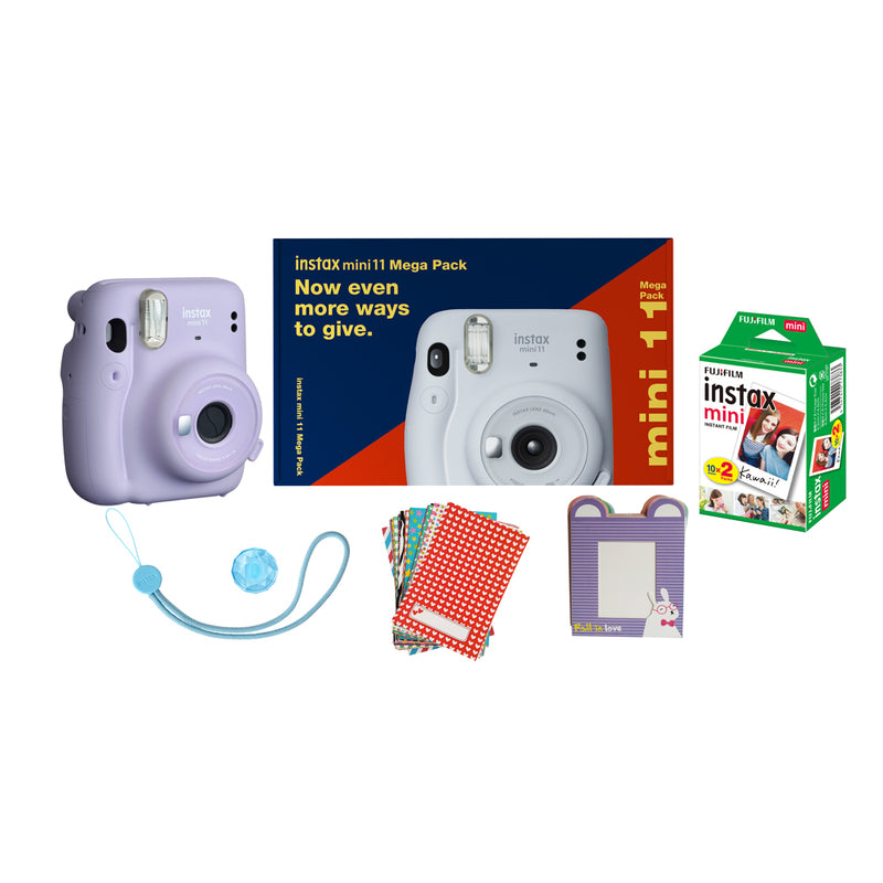 Instax mini11 Mega Pack