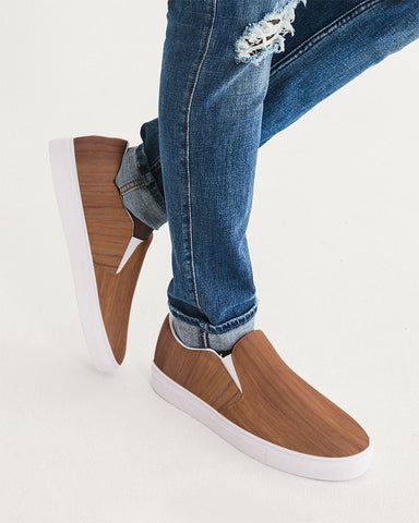Power of Brown Men's Slip-On Canvas Shoe