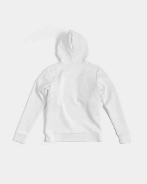 God's Child White & Gold Women's Hoodie