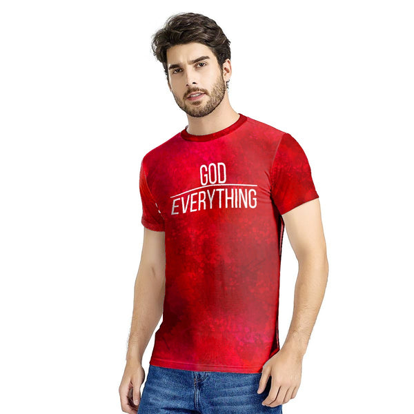 God Over Everything - All Over Print