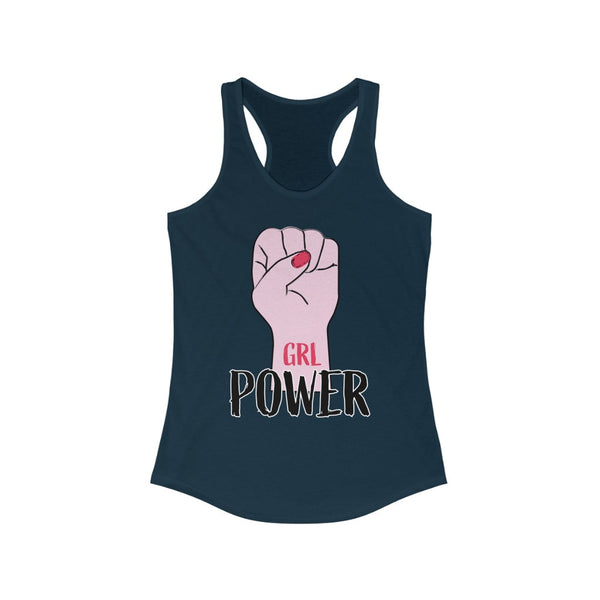 Girl Power Ideal Racerback Tank