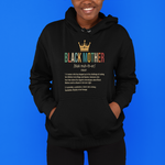 Black Mother Hoodie