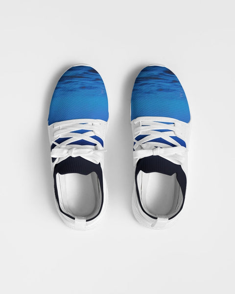 The Water Women's Two-Tone Sneaker