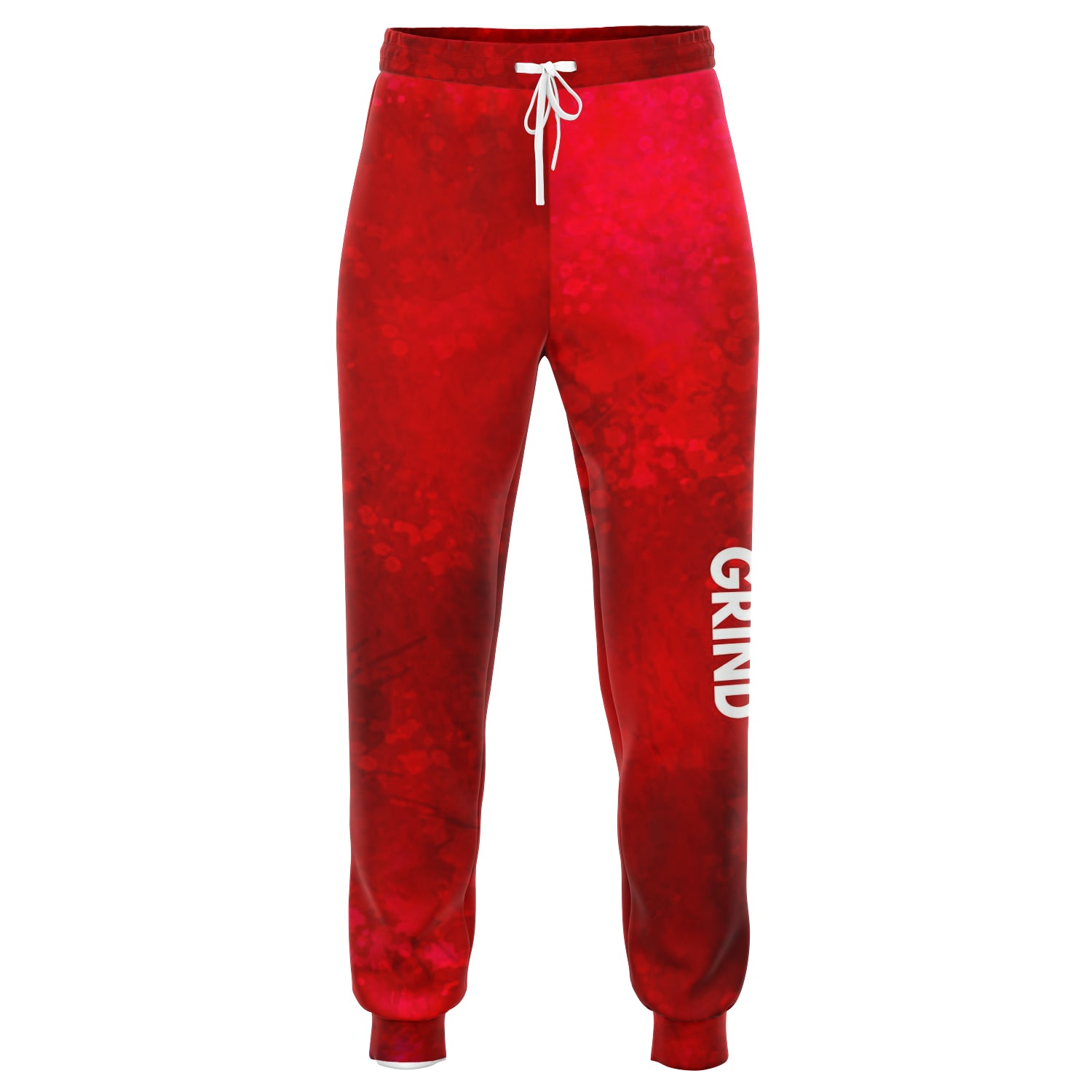 Righteous Red Joggers