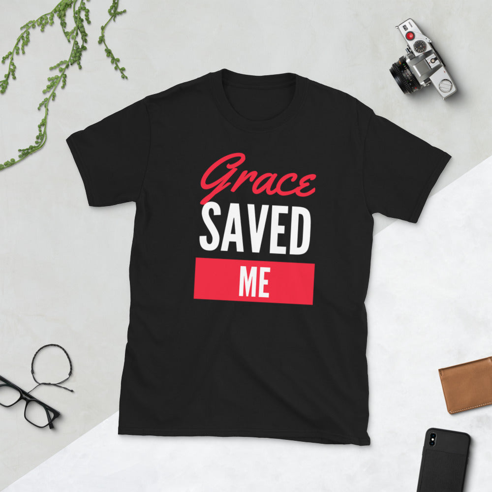 Grace Saved Me