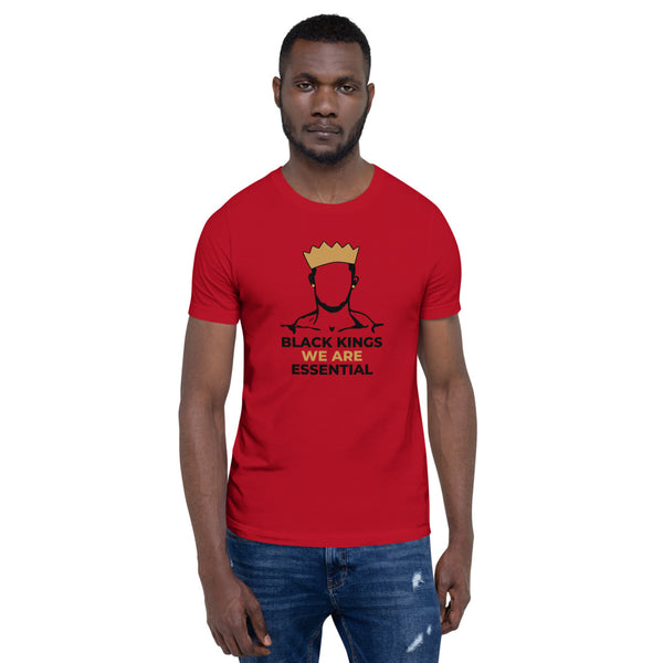 Black Kings We Are Essential Shirt