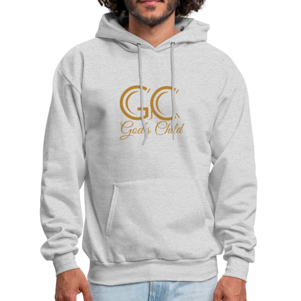 God's Child Men's Hoodie - ash