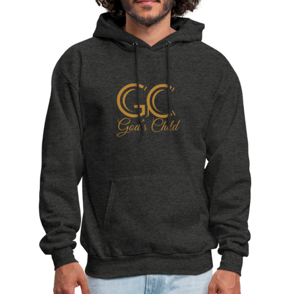 God's Child Men's Hoodie - charcoal gray