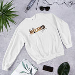 It's The Melanin For Me Unisex Sweatshirt