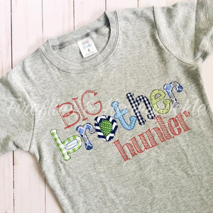 Custom Applique Tee