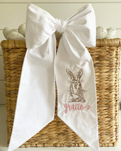 Load image into Gallery viewer, Vintage Bunny Bow