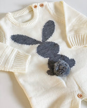 Load image into Gallery viewer, Peter Cottontail Knit Jumpsuit