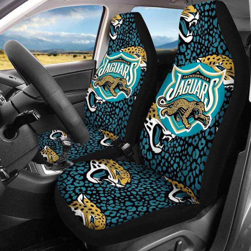 【JACKSONVILLE JAGUARS】 CAR SEAT COVERS LIMITED EDITION!