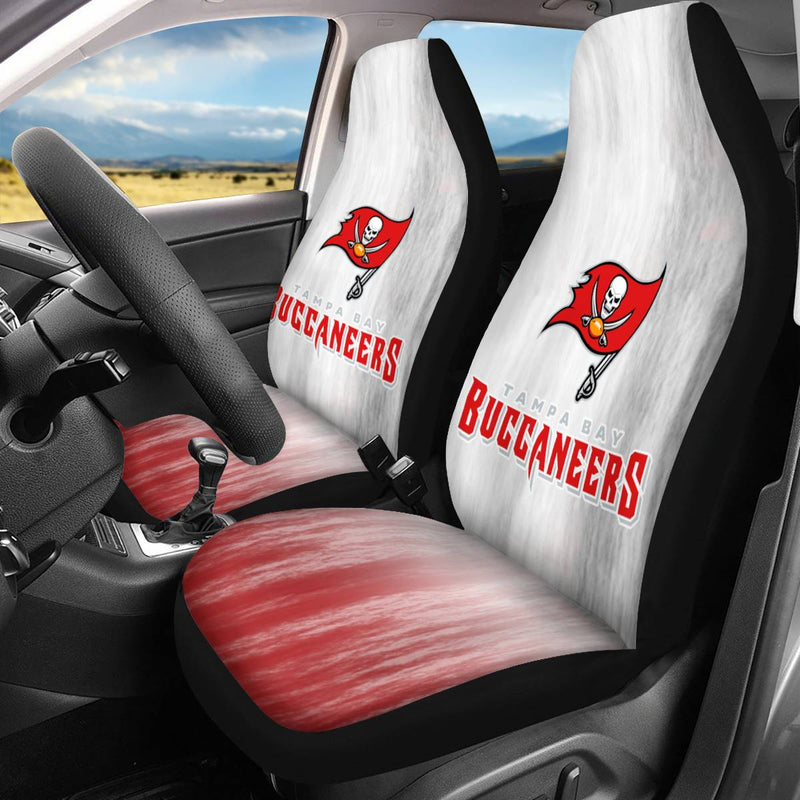 【TAMPA BAY BUCCANEERS】 CAR SEAT COVERS LIMITED EDITION!