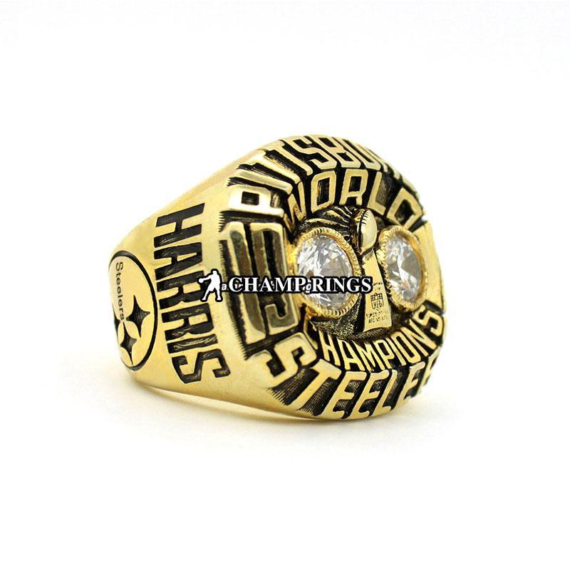 1975 Pittsburgh Steelers Super Bowl Ring