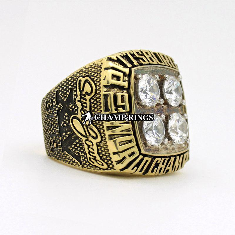 1979 Pittsburgh Steelers Super Bowl Ring