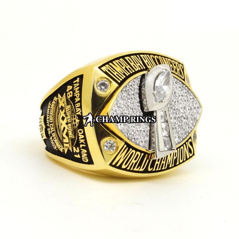 2002 Tampa Bay Pirates championship ring