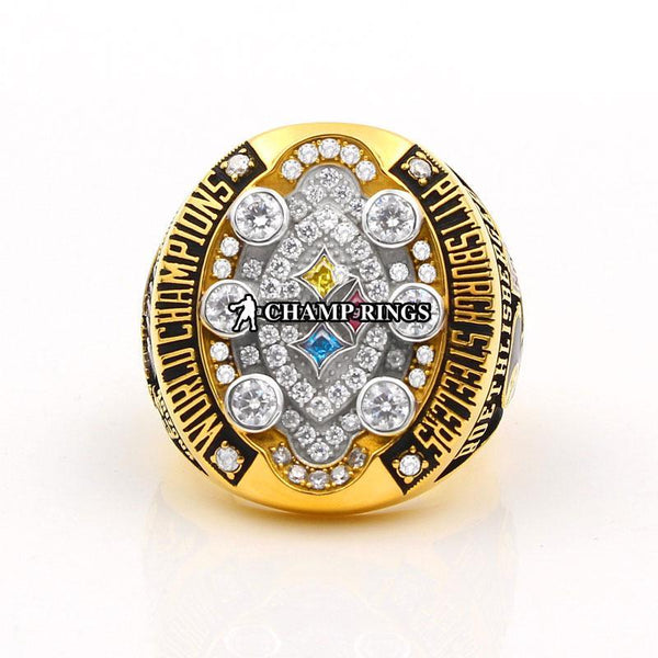 2008 Pittsburgh Steelers Championship Ring