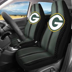 【GREEN BAY PACKERS】 CAR SEAT COVERS LIMITED EDITION!