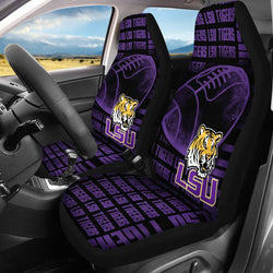 【MINNESOTA VIKINGS】 CAR SEAT COVERS LIMITED EDITION!