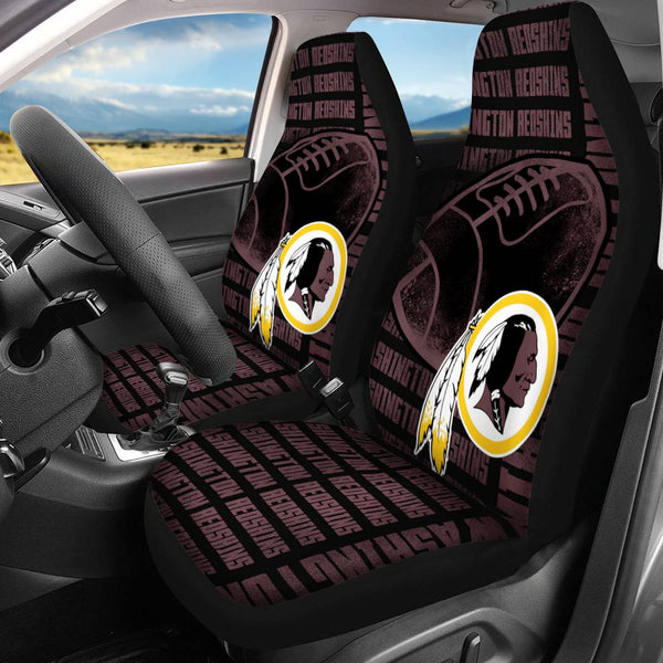 【WASHINGTON REDSKINS】 CAR SEAT COVERS LIMITED EDITION!