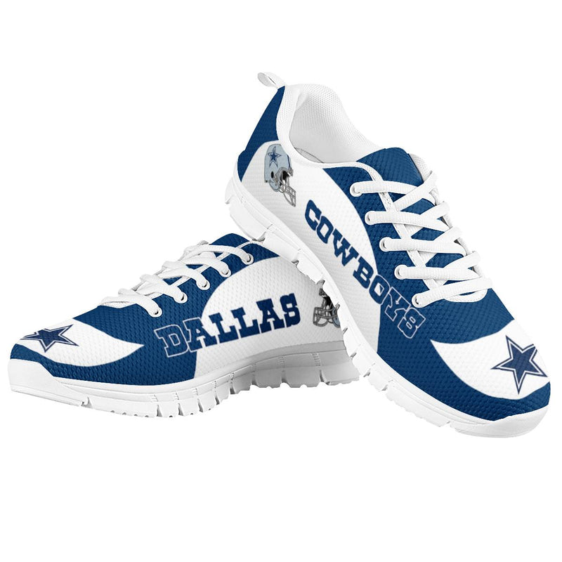 【Dallas Cowboys】NFL LIMITED EDITION FOOTBALL SHOES