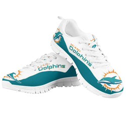 【Miami Dolphins】NFL LIMITED EDITION FOOTBALL SHOES
