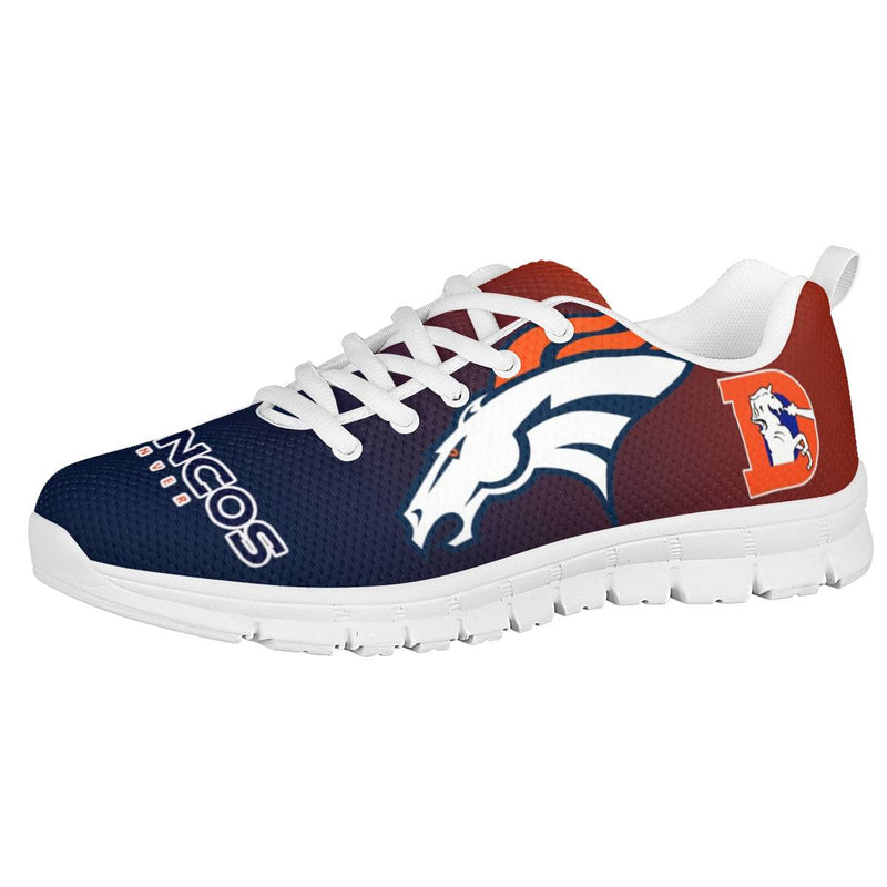 【Denver Broncos】NFL LIMITED EDITION FOOTBALL SHOES