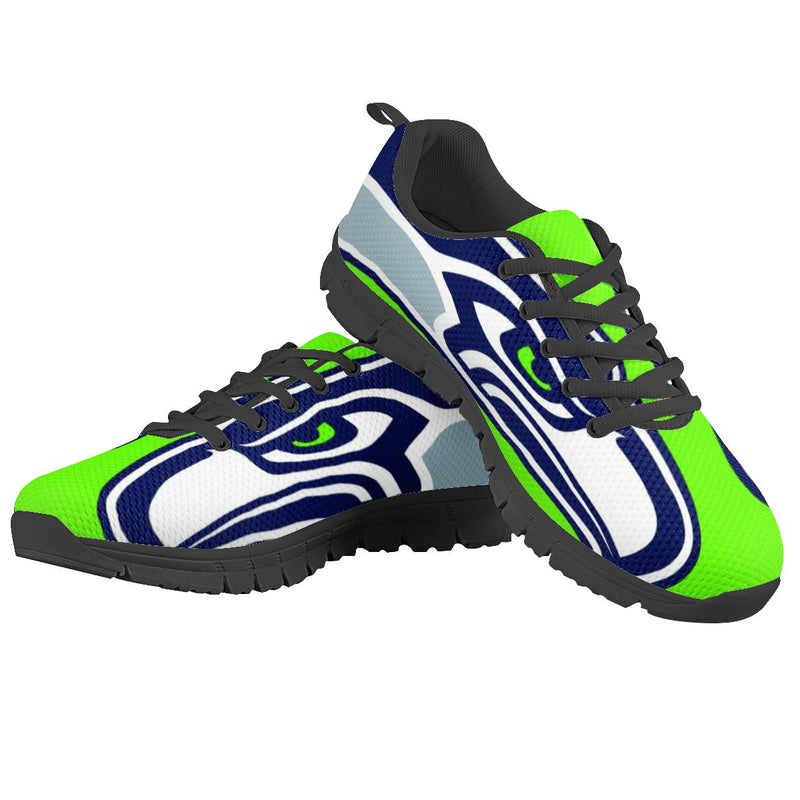 【Seattle Seahawks】NFL LIMITED EDITION FOOTBALL SHOES