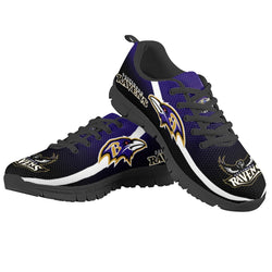 【Baltimore Ravens】NFL LIMITED EDITION FOOTBALL SHOES