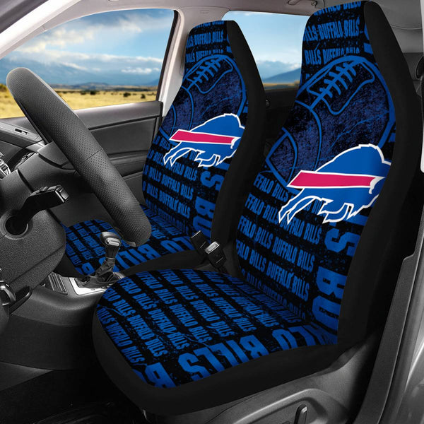 【BUFFALO BILLS】 CAR SEAT COVERS LIMITED EDITION!