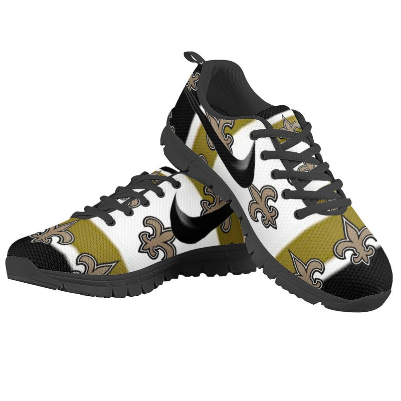【New Orleans Saints】NFL LIMITED EDITION FOOTBALL SHOES