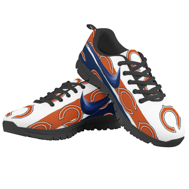 【Chicago Bears】NFL LIMITED EDITION FOOTBALL SHOES