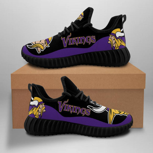 【Minnesota Vikings】 Sneaker Limited Edition!