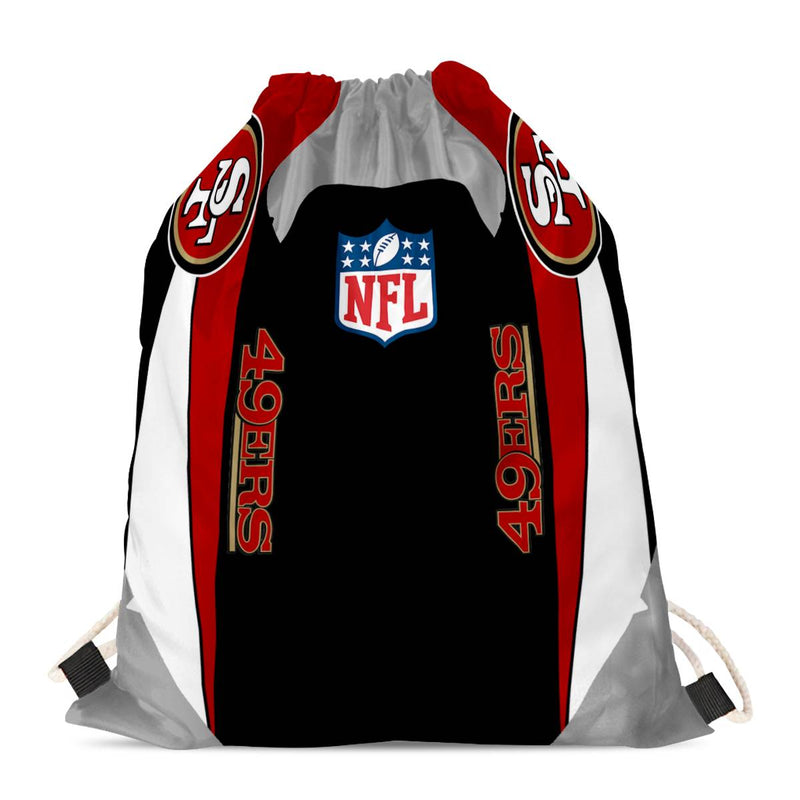 【San Francisco 49ers】 SNEAKER BAG LIMITED EDITION!