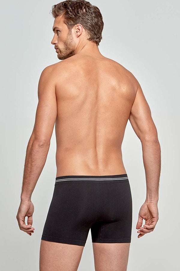IMPETUS Retro Cotton Seamless - schwarz